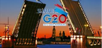 Саммит G20 в Санкт-Петербурге