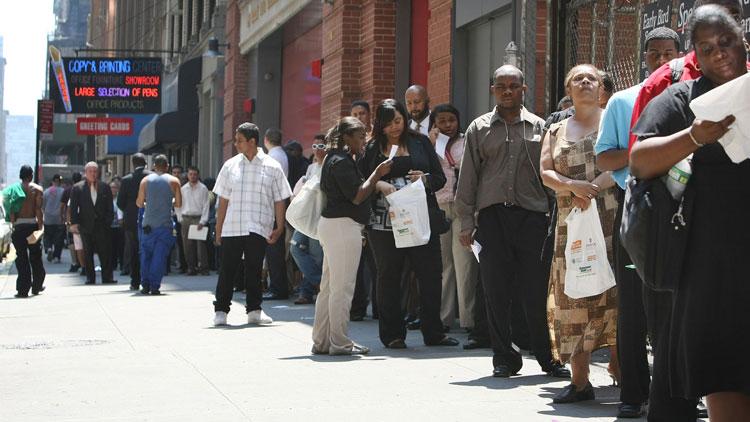 Рынок труда США востанавливается