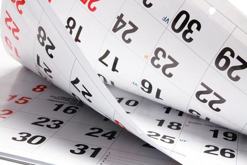 Новостной календарь на АПРЕЛЬ 2014 года